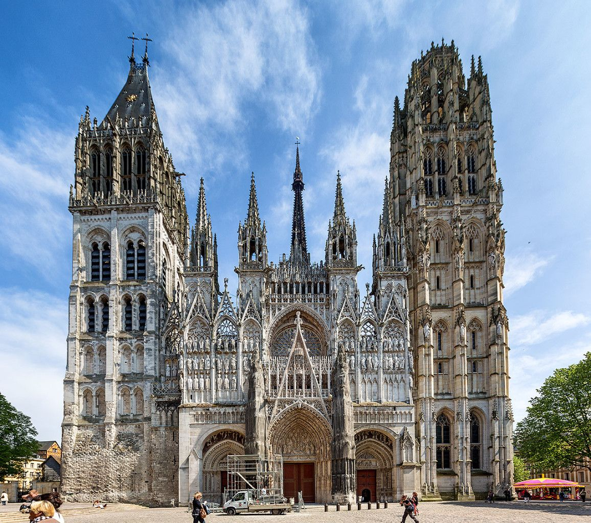 073 Flamboyant GOTHIC France