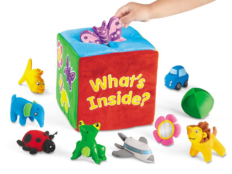 Soft Toys For Toddlers Religious : What s inside soft feely box surprise many