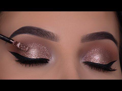 Photo of Classic Bronze Eye Makeup Tutorial | Perfect Holiday Eye Makeup