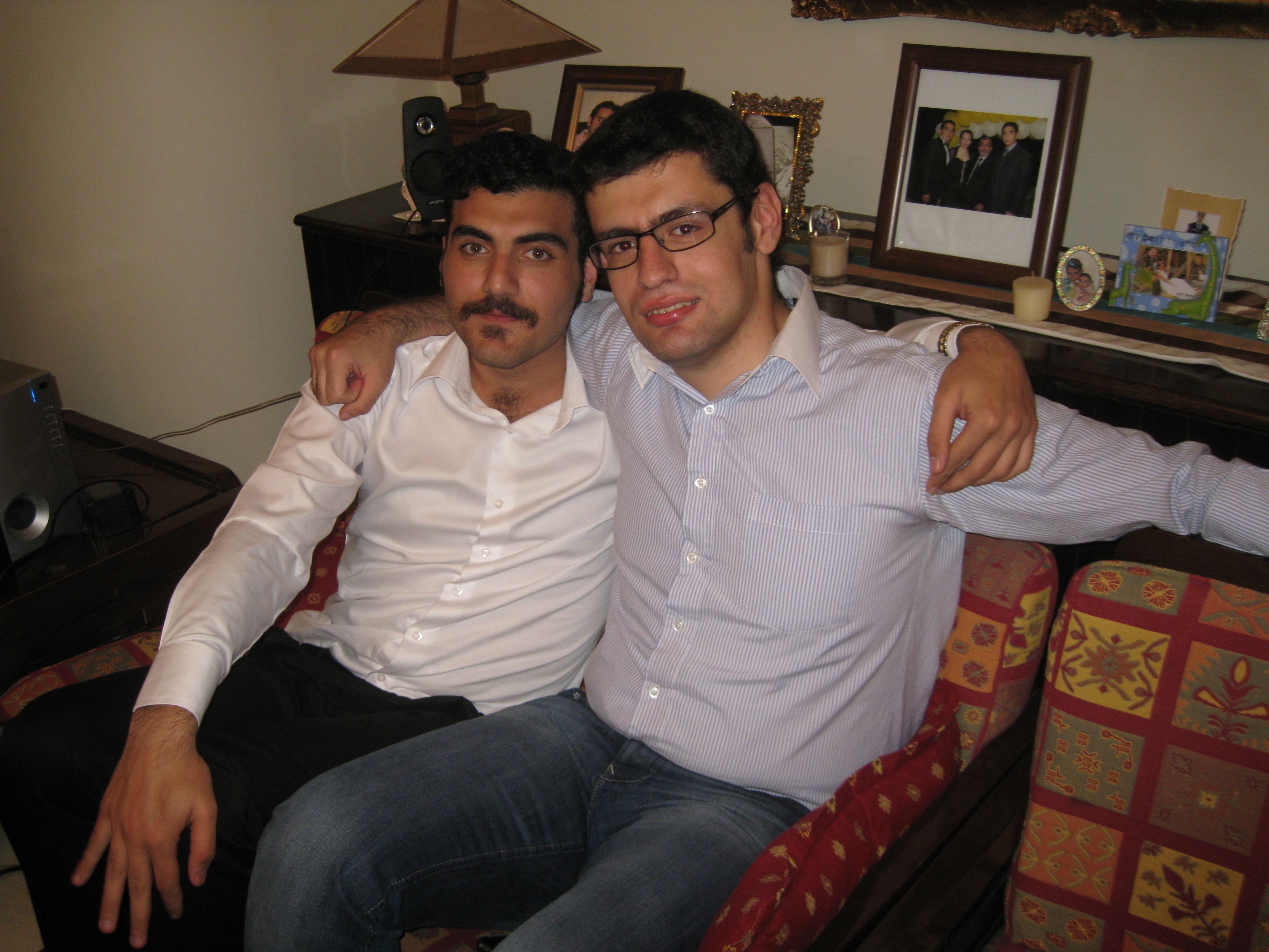 Pooyan & Mohammad Reza