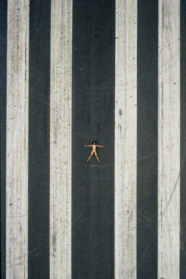 John Crawford aerial nudes