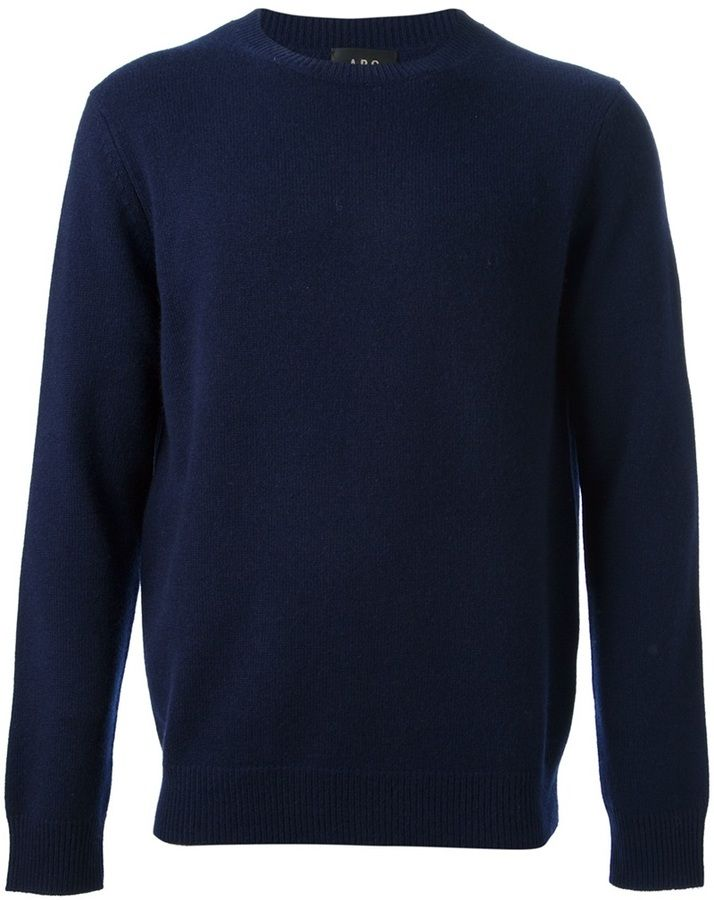Crew Neck Sweater | Crew neck sweaters