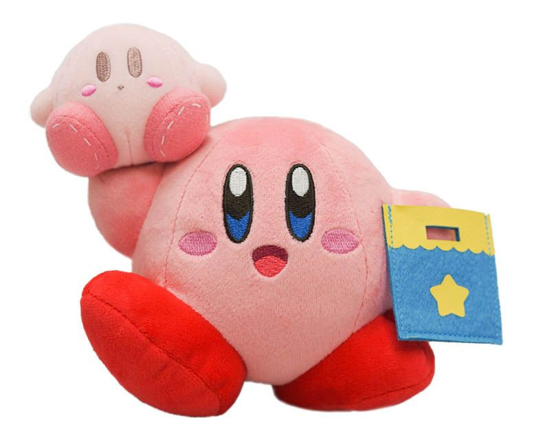Mocchi-Mocchi-GameStyle Kirby 25th Anniversary Original Color Kirby of the Star
