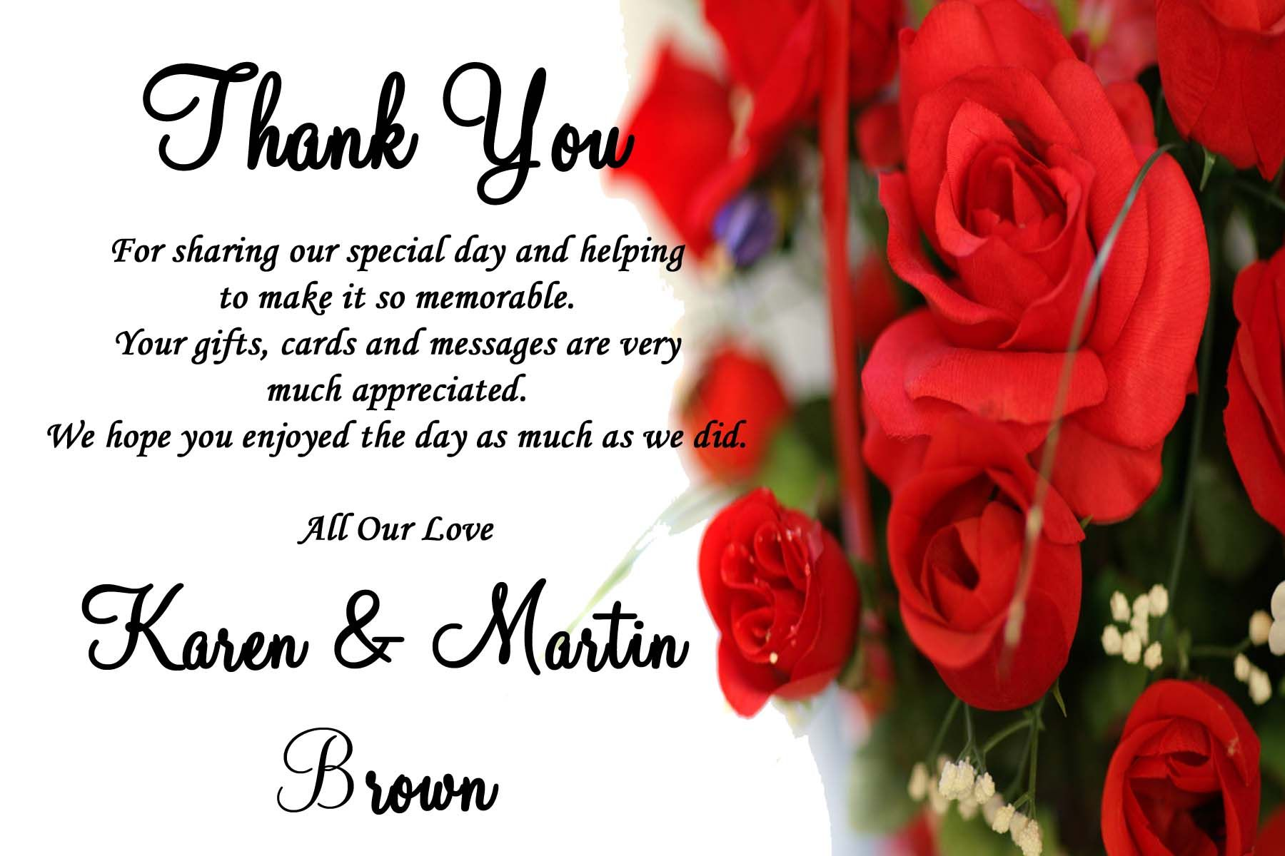 1000 images about thank you cards – Thank You Quotes for Wedding Cards