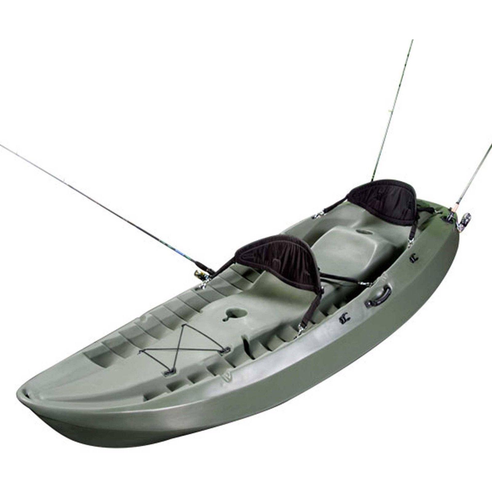 Lifetime Sport Fisher 10' Sit On Top Tandem Fishing Kayak