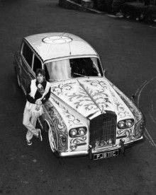 Lennon's Rolls Royce