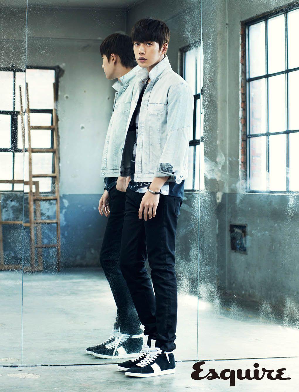 Park Hae Jin - Esquire Magazine February Issue '15