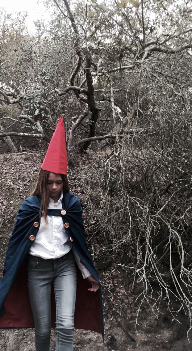 This Is A Cool Wirt Cosplay From Over The Garden Wall Cosplay Pinterest Gardens Over