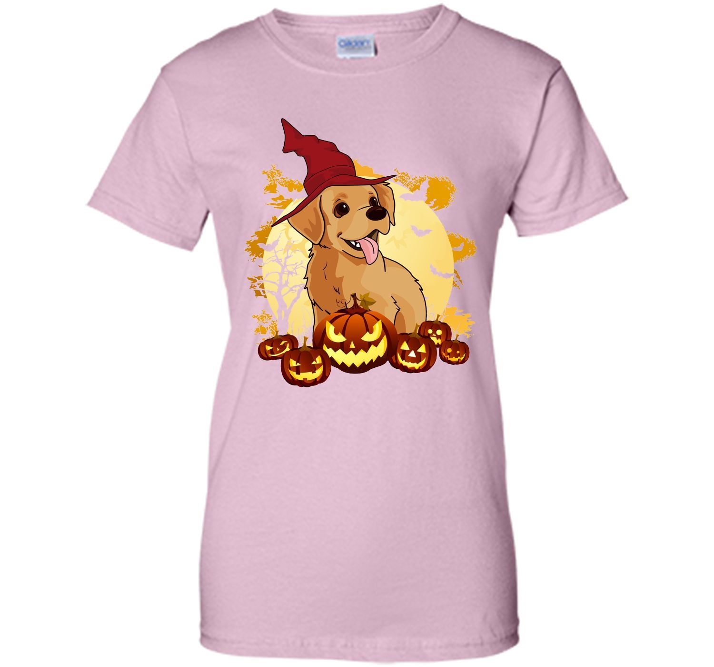 Happy Halloween Labrador Lover T Shirt T-Shirt