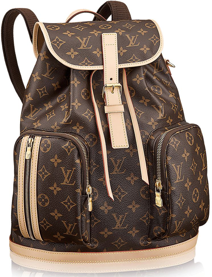 864706097 A Functional and Practical design without sacrificing style, this Louis  Vuitton Bosphore Backpack in striking Monogram canvas is a work of wonder  for ...