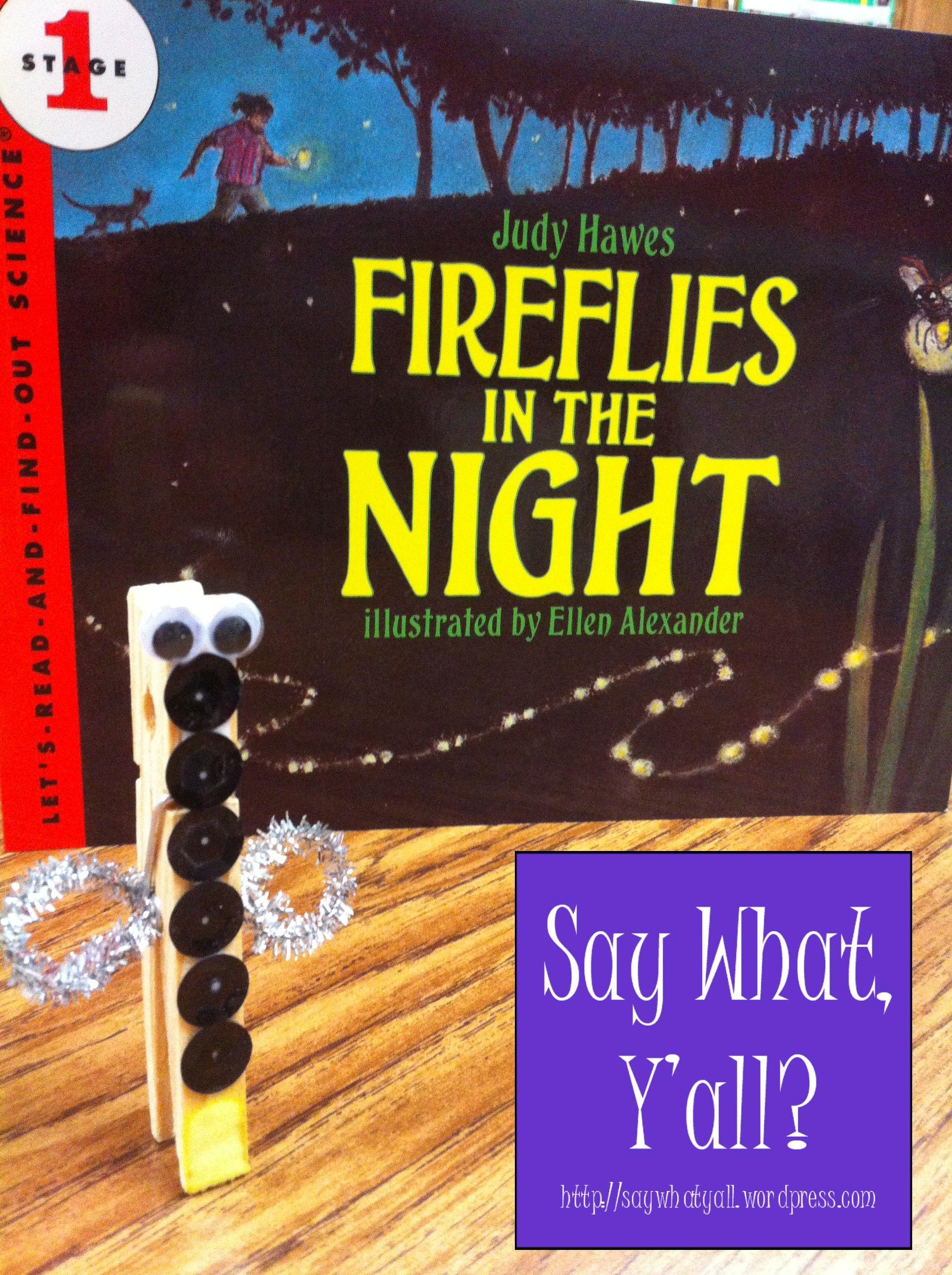 This Week S Theme Fireflies