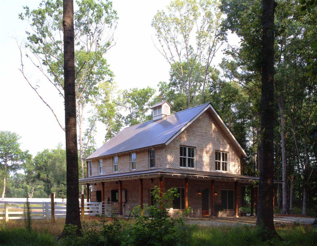 Aiken Horse House House Plan C0517 Design