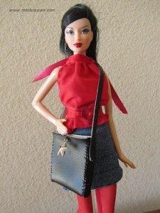 Barbie taske