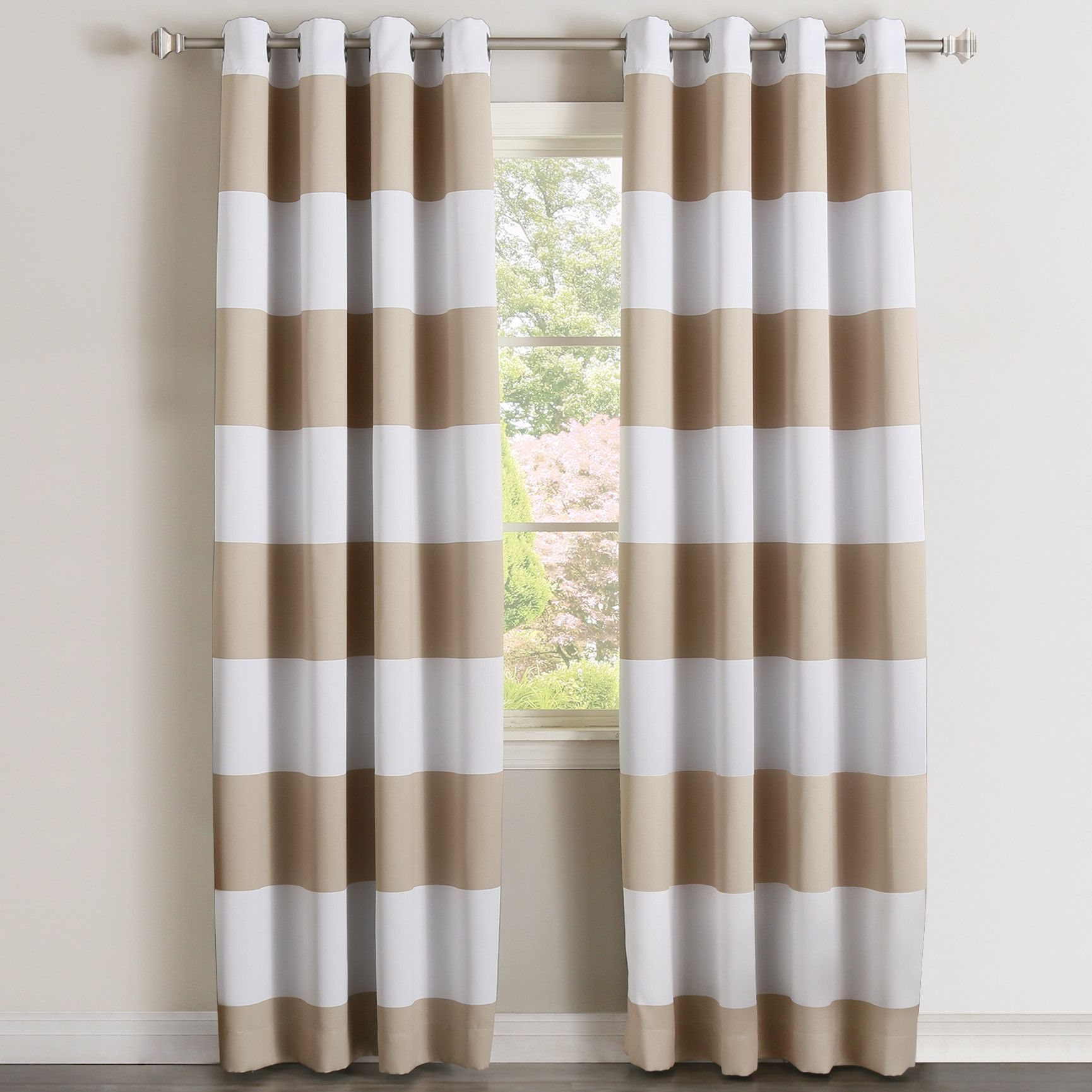 stripe bold striped curtain kitchen inspiration curtains canada marvelous short black ticking vertical white and