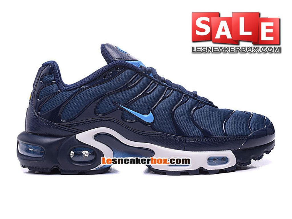 NIKE AIR MAX TN/TUNED REQUIN 2016 - CHAUSSURES NIKE SPORTSWEAR PAS CHER  POUR HOMME