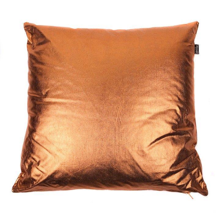 Kussen titanic 5. Een bronzen sierkussen geeft je kamer een luxe ...