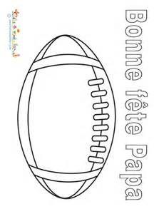 Ballon Rugby 224 Colorier Bing Images Ballon De Rugby