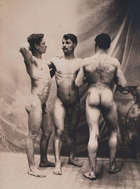Black gay trio