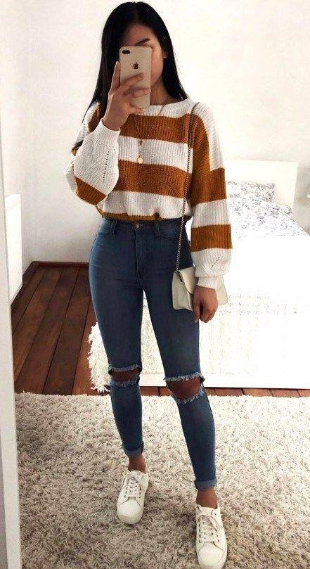28 Nette Winter Outfit-Ideen für Jugendliche – Dresses for Women – Summer outfits