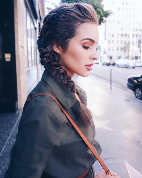 braid olivia cultpo sachajuan justine marjan braids by j celebrity hairstylist ouai kardashian beauty