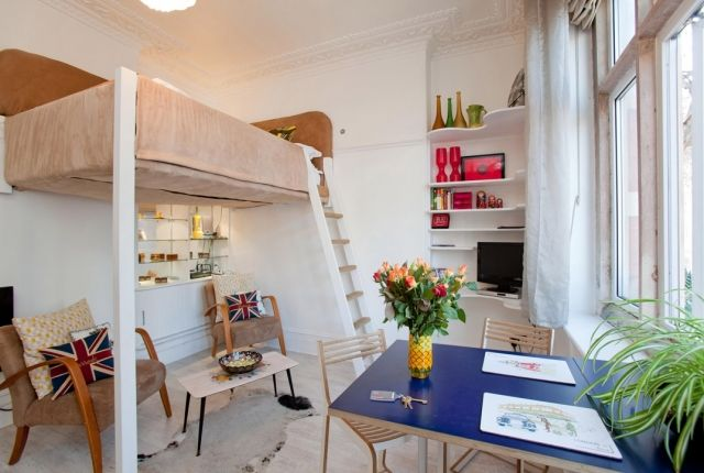 Covent Garden Studio: London Apartments | LondonEscape