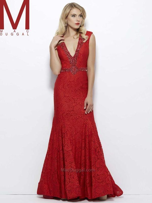 1dc82aa7144 Mac Duggal Pageant Dress 61930R