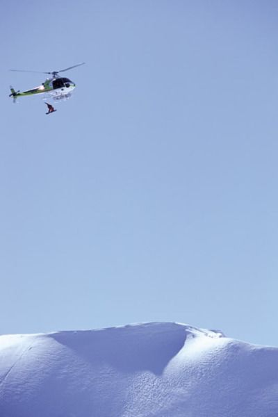 let´s go Snowboarding