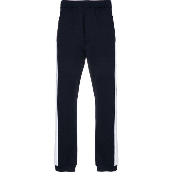 side stripe joggers - Blue Prada 0Tz6D78e5