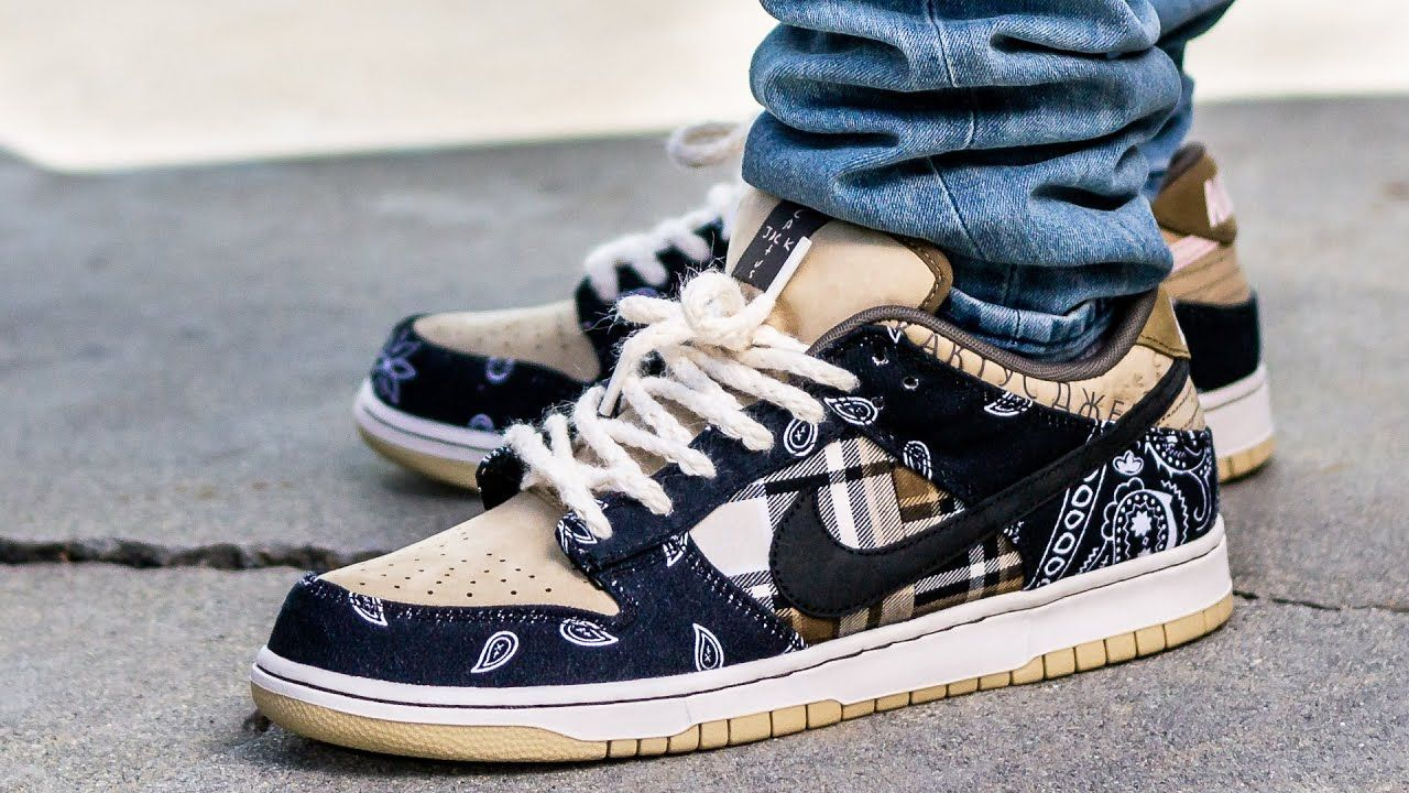 nike sb dunk low x travis scott cactus jack