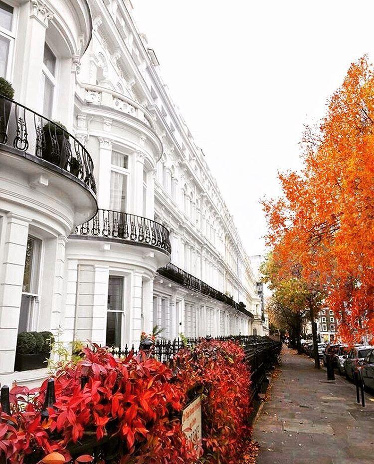 обои ян осень в лондоне картинки автомобиль