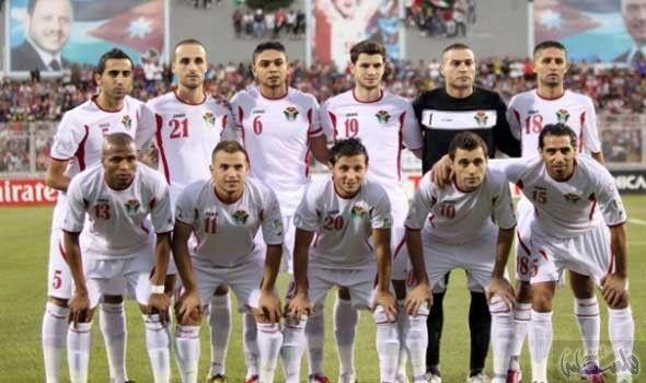 قائمة منتخب الأردن تخلو من لاعبي فريق Soccer Field Soccer Football