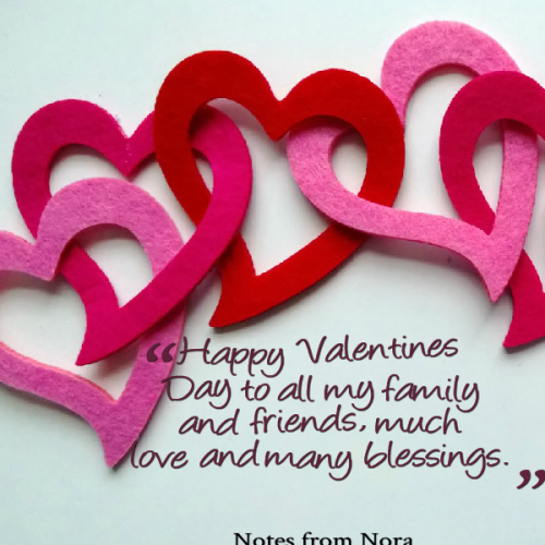 Valentines Day Quotes For Friends And Family Valentines