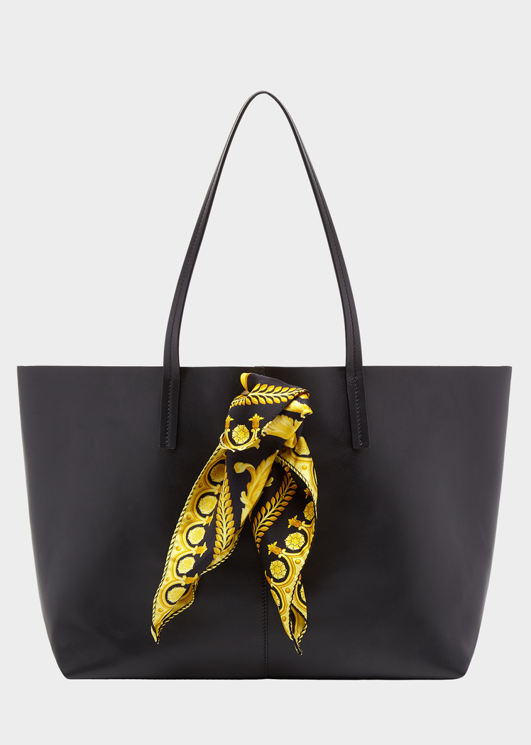 0a15a27522 Barocco Print Sash Tote Bag for Women | US Online Store in 2019 ...