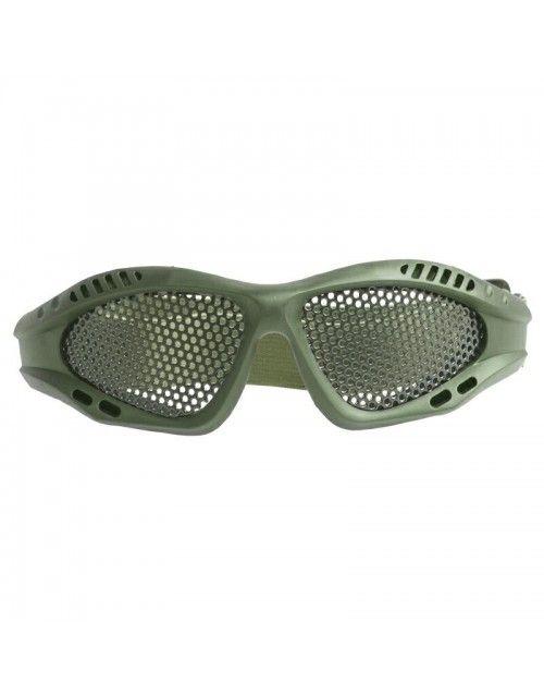 Na Use Militar você compra Óculos de Tela Airsoft - Verde de ótima  qualidade. Confira a7afff95f0