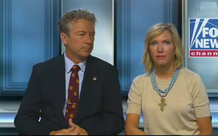 Kelley Paul Describes Her And Rand Paul S Encounter With Protesters The Most Terrifying Moment Of My Entire Life 0censor In 2020 In This Moment Alamgir Protest