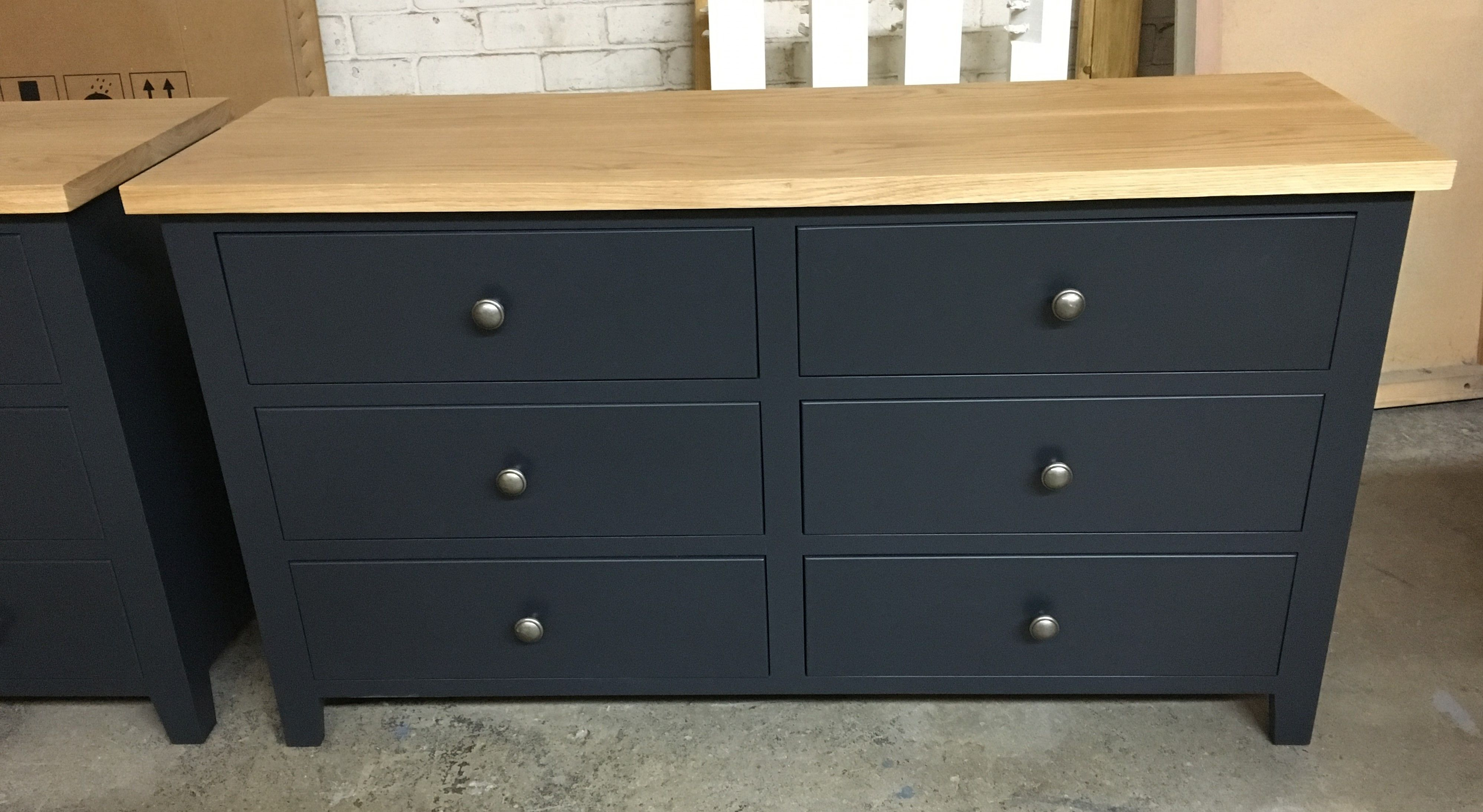 of chest drawer inch contemporary real drawers kitchen modern dresser deep wood white