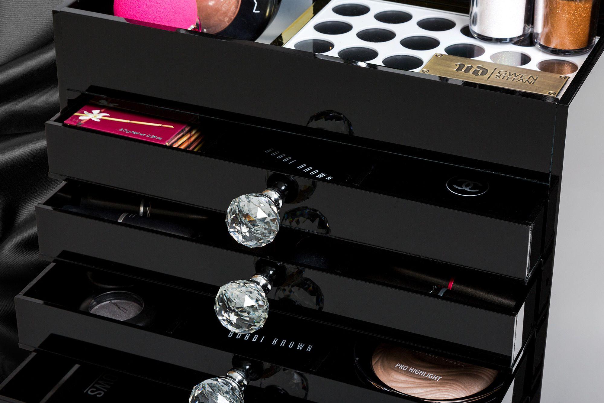 Pin By Acryl China On Makeup Organizer Box Makeup Organization