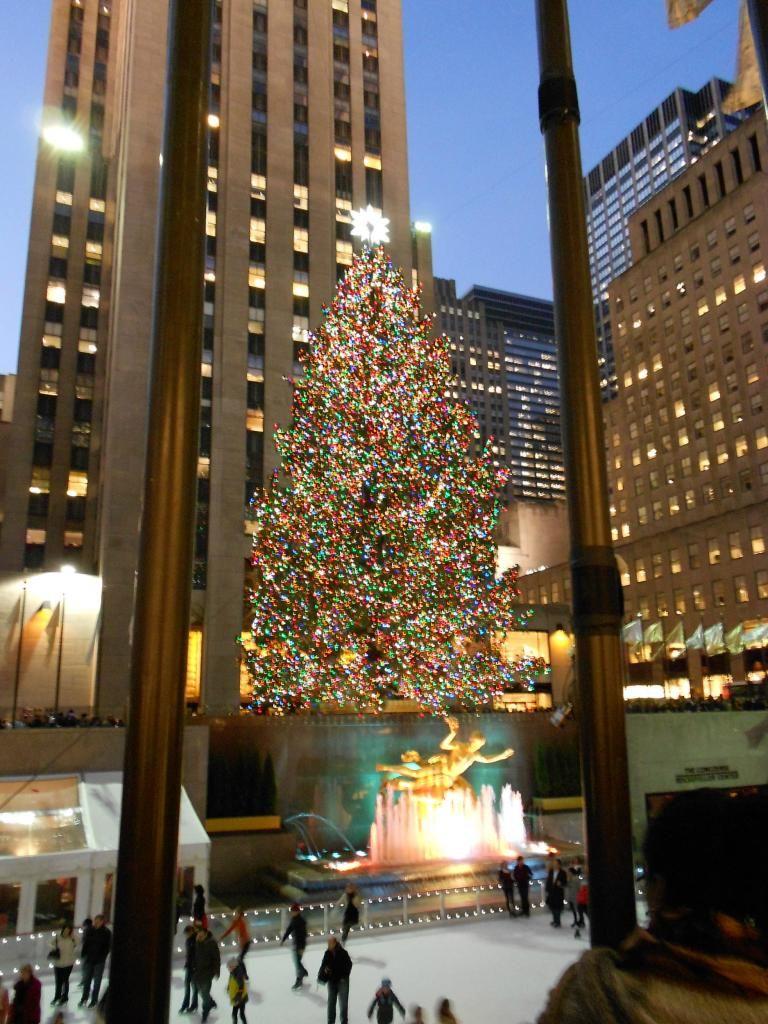 Christmas In NYC @Jacob Renquist Pillai York Waterway | NEW YORK ...