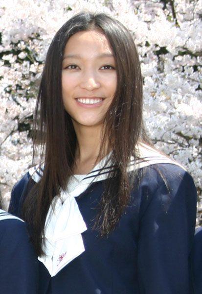 学生服:杏
