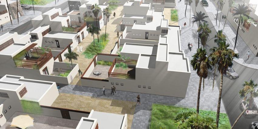 Affordable housing concept an integral urban concept for Apartment design concepts pdf