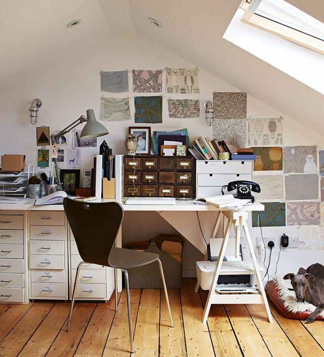 Coin Bureau Petit Espace aménager un coin bureau dans un studio, un appartement ou une petite