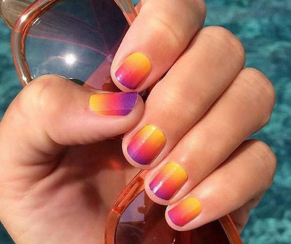 The question is, do you love #adamsfavoritejn as much as I do? This is the PERFECT #summer #manicure or #pedicure so bright and fun.  Available 5/19-5/23 www.fabulousfingers.net #jamicure #jamberry #cruletyfree #glutenfree #vegan #summertime #socialjams