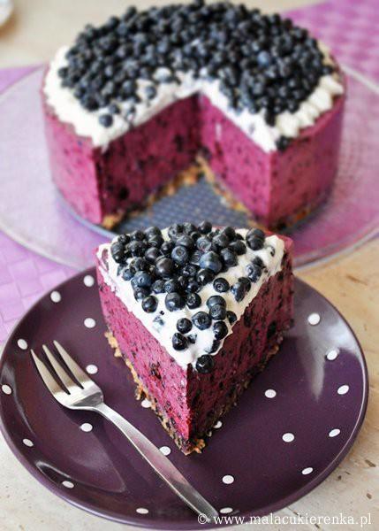 DeliCioUS✨Blueberry cake