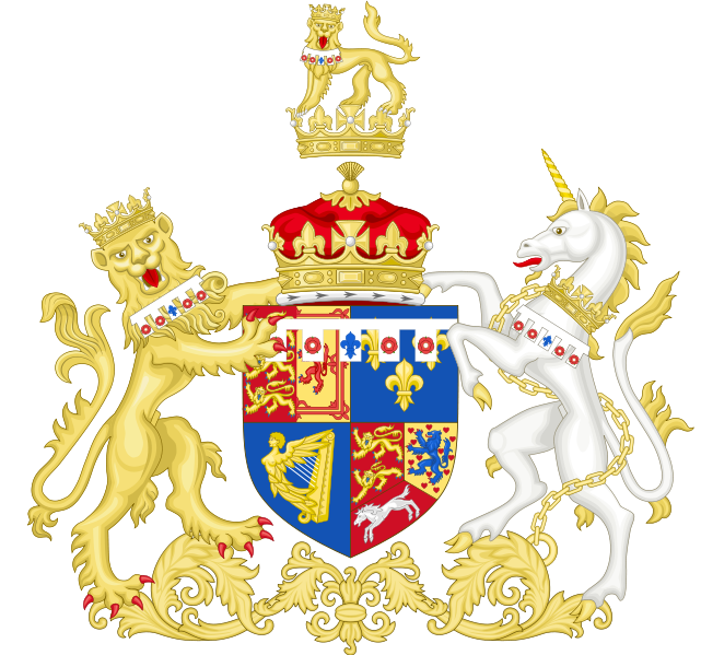 Frederick The Great Coat Of Arms