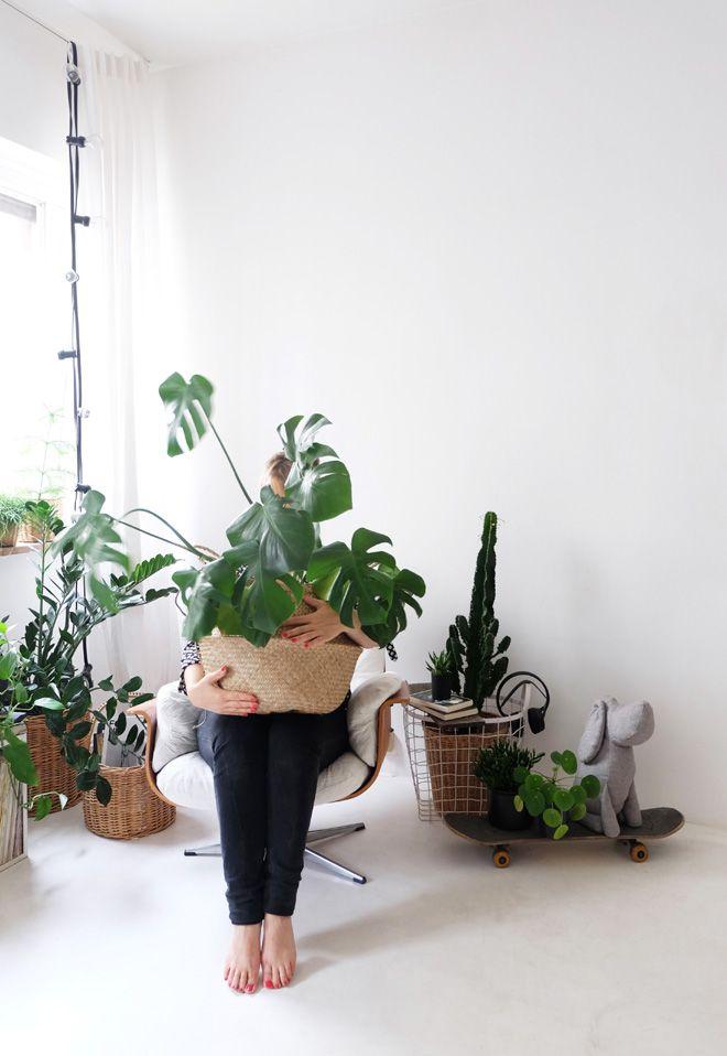 Urban Jungle Bloggers Plantselfie Urban and Interiors