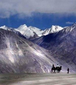 Ladakh Cold Desert Of India Travel Leh Ladakh Kashmir India