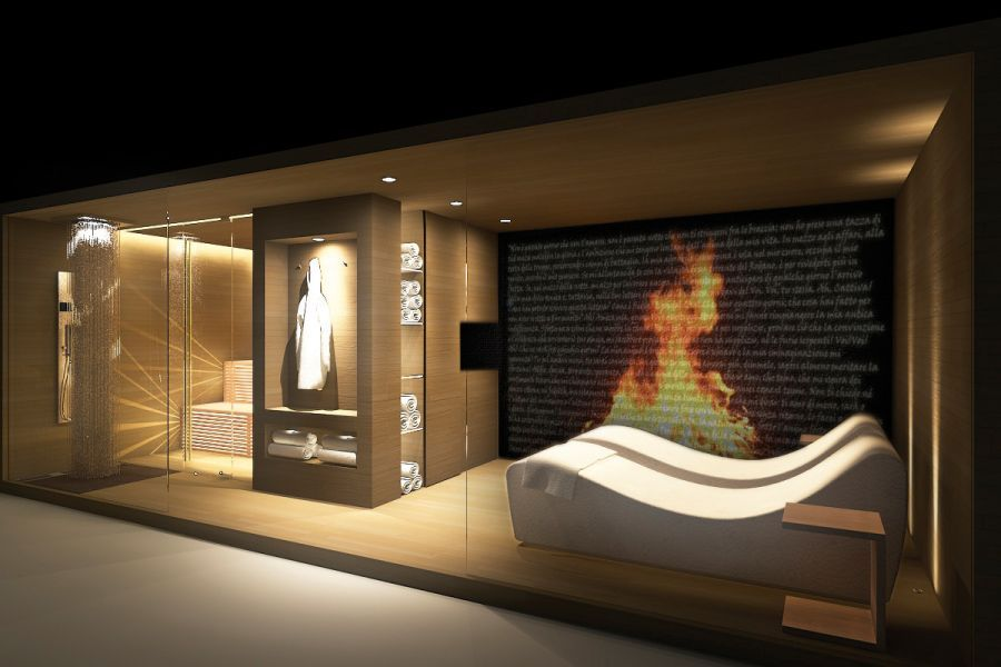 Home Spa Design Home Design And Style