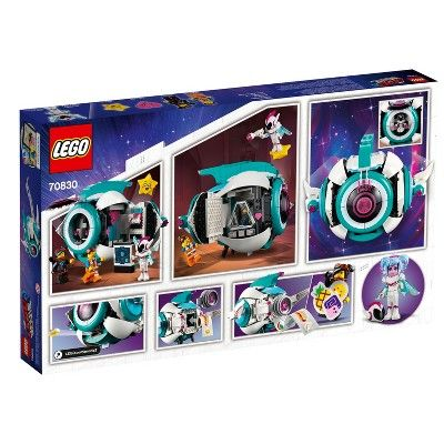 Systar Starship70830Products Lego 2 Sweet Movie Mayhem's The AqL34R5j