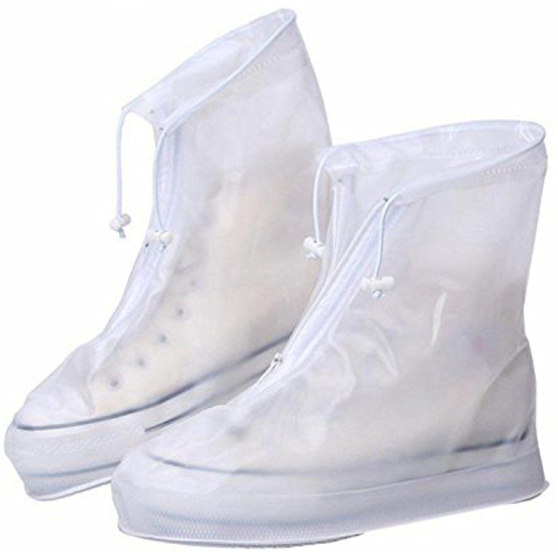 Waterproof Overshoes Shoe Covers Shoe Protector Men Outdoor