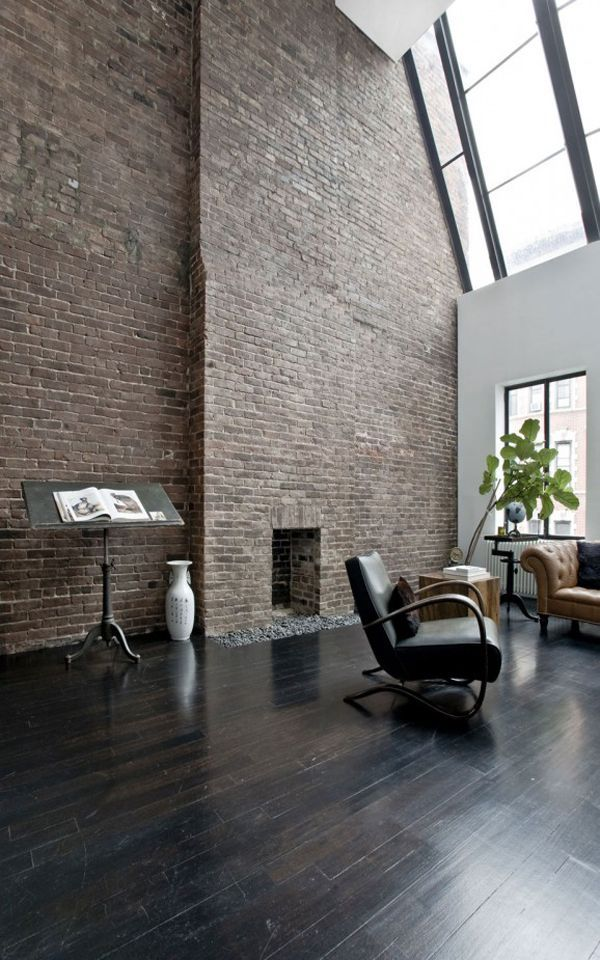 A STUNNING HOME IN A CONVERTED JEWISH SCHOOL IN NYC Stylefiles Beauteous Interior Design Schools In Ny Style